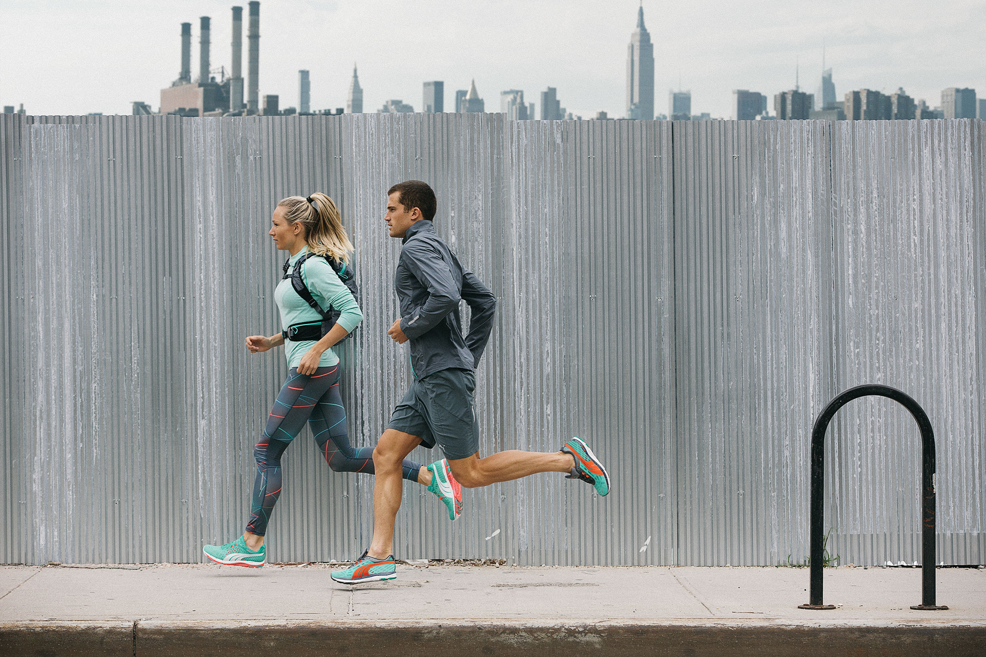 PUMA RUNNING New York NYC Brenton Salo Photography