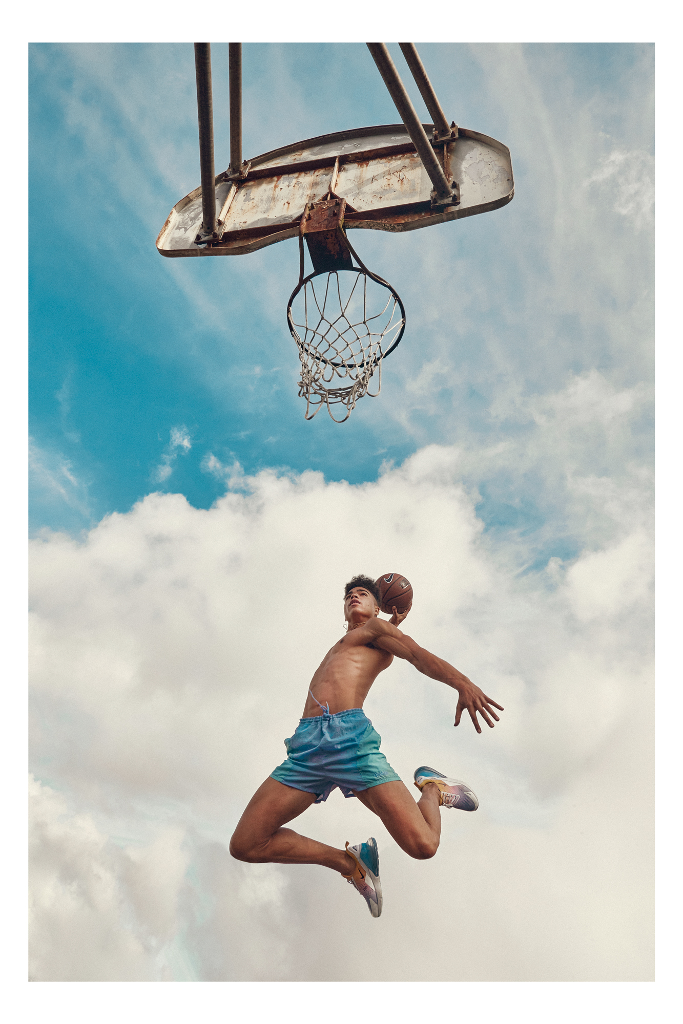 Dunk Hoops brenton salo photography  nike
